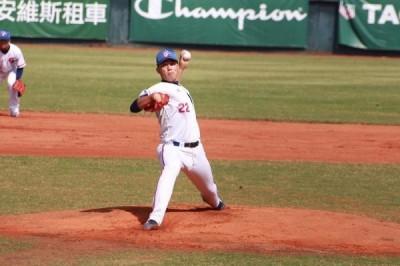 棒球》林安可釣魚甩低潮 「不死鳥」郭泓志是偶像