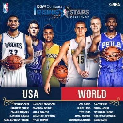 NBA新秀挑戰賽、日職巨人熱身賽 今日賽事預告與轉播