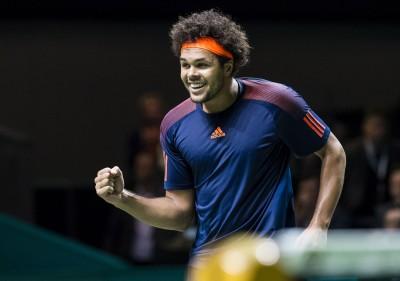 網球》鹿特丹公開賽 松加擊敗頭號種子、迪米不敵高芬