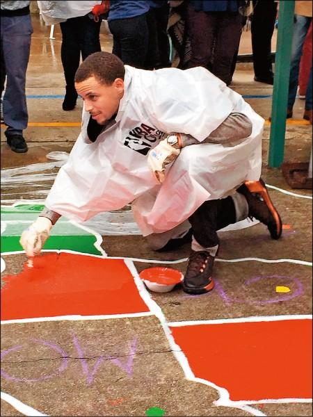NBA球星「暖」實力