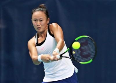 網球》不敵「日本小威」 張凱貞杜拜女網止步