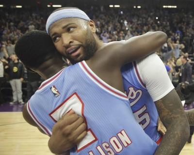 NBA》「我還愛著你!」表弟向沙加緬度哽咽告別