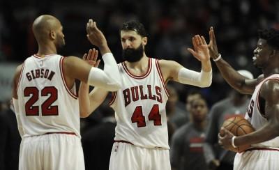 NBA》米洛提奇本季迷路 公牛想在截止日前送走