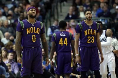 NBA》鵜鶘外線慘!「肯塔基雙塔」合作二連敗