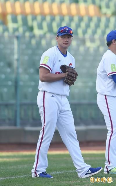 經典賽》台灣隊明熱身賽先發 就是江少慶