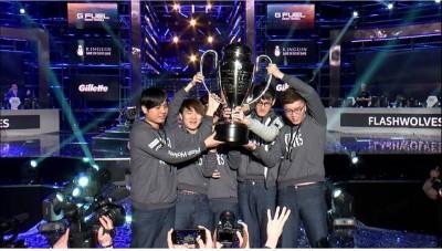 電競》讚!台灣閃電狼擊敗歐洲勁旅 贏得冠軍