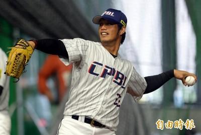 台日對抗賽》陽耀勳重返福岡 要讓老朋友看到他的成長