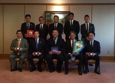 經典賽》「台日友好」移地訓練 神戶市長盼台、日決賽碰頭