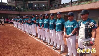 棒球》再續百年棒球情 日本早稻田大學訪台百年紀念賽開打