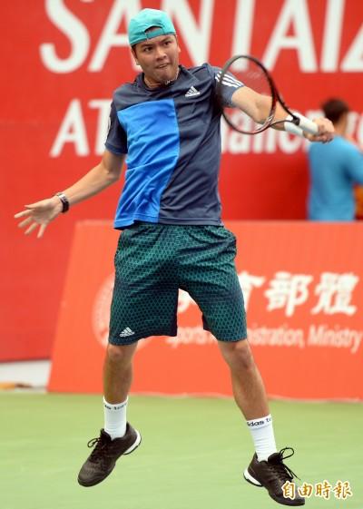 網球》珠海挑戰賽攻頂失利 易楚寰屈居雙打亞軍
