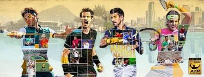 網球》印第安泉賽陣容強大 Big4都參賽合計近50冠