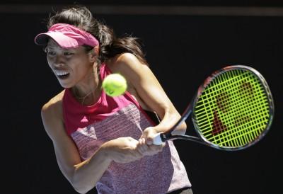 深圳女網賽》頭號種子不是假的! 謝淑薇直落二晉級8強