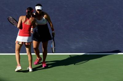 網球》詹詠然/辛吉絲週日上午7點出擊 印地安泉女雙爭后