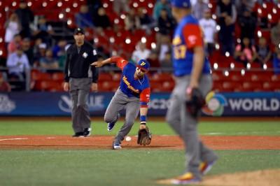 MLB》經典賽拉傷大腿 殷仔隊友恐趕不上開幕戰