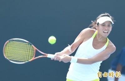 網球》又來!台灣好手無故遭強冠中國籍