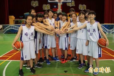 全國國中乙組聯賽 新竹市培英國中奪竹市首座女冠