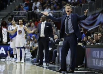 NBA》柯爾不反對輪休 稱例行賽該減為75場