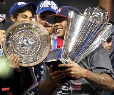 經典賽》MVP史卓曼超罩 隊友讚「接球超省事」