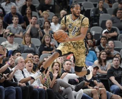 NBA》宛如跑籃教科書 馬刺無運球快攻超流暢(影音)
