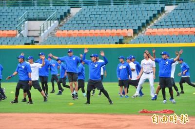 中職》球員提改善建議 新莊棒球場近日內再變身