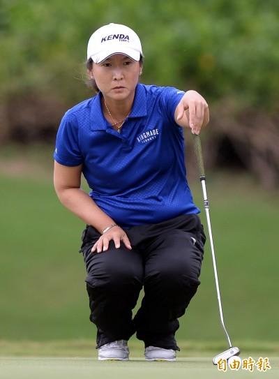 LPGA》起亞菁英賽第1回合 龔怡萍並列18
