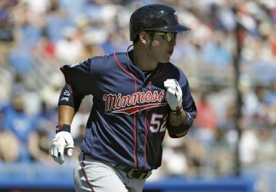 MLB》曾遭球隊DFA 「50男」朴炳鎬春訓打擊超火燙