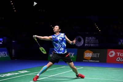 羽球》新加坡超級賽籤表出爐 台灣好手傾巢而出