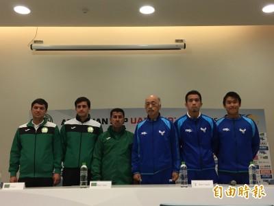 足球》亞洲盃資格賽對土庫曼 台灣隊旅外球員狀況佳