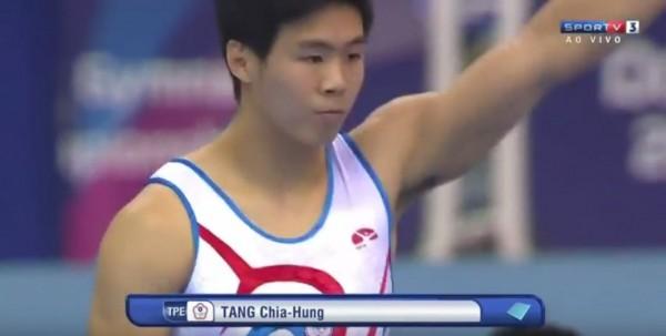 2017體操大賽 我國選手唐嘉鴻勇奪單項金牌!