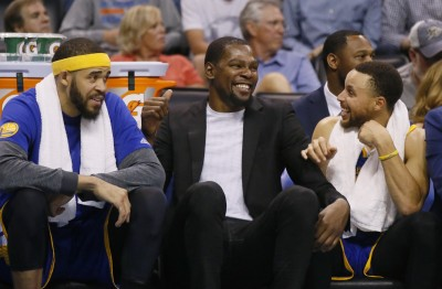 NBA》能快跑和運球 杜蘭特復元神速(影音)