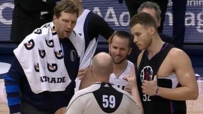 NBA》葛瑞芬這樣倒地要到犯規 德佬:我也是醉了(影音)