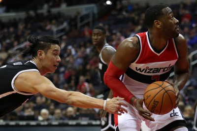 NBA》林書豪砍14分 籃網仍輸巫師中止連勝