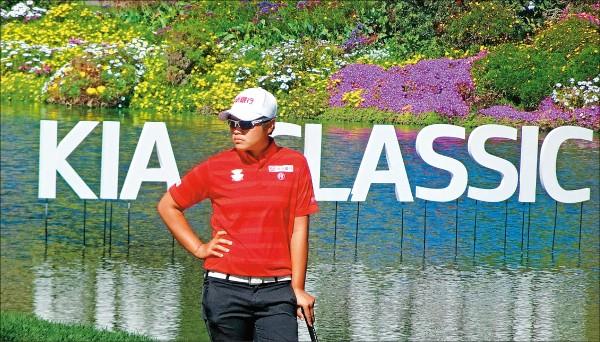 LPGA起亞菁英賽》66桿稱霸round2 錢珮芸衝上第8