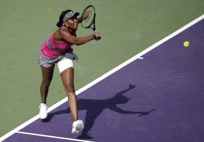 網球》邁阿密女單第3輪 大威直落二輕鬆過關 (影音)