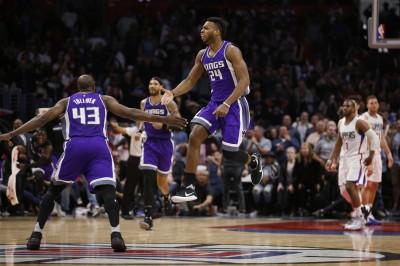 NBA》國王反撲成功 希爾德:快艇在閒聊後就瓦解了