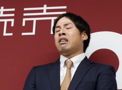 日職》曾涉賭遭開除 高木京介與巨人簽育成約