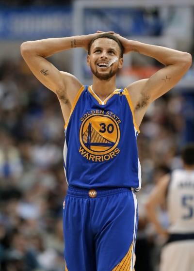 NBA》勇士擊落火箭後 又一項紀錄追平喬丹