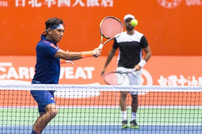 網球》印尼航空業富三代 三太子盃豪門選手現身