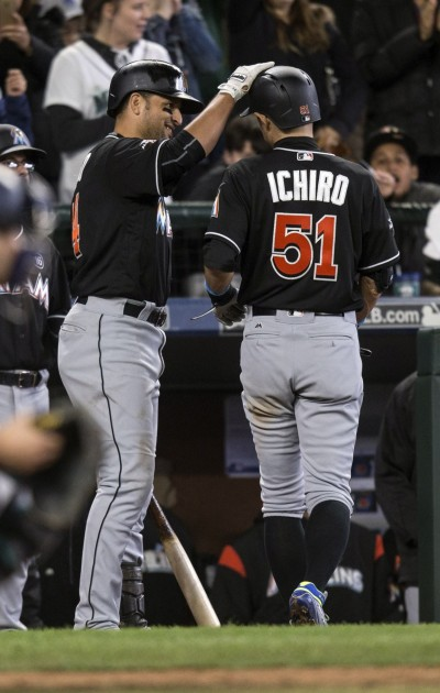 MLB》凱旋西雅圖全壘打收尾 一朗自己也不敢相信