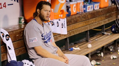 MLB》克蕭怒飆菜鳥 「這是我遇過最不尊重人的事」(影音)