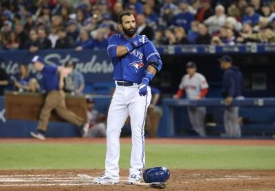 MLB》藍鳥打線仍不起色 重砲包爺去哪了?