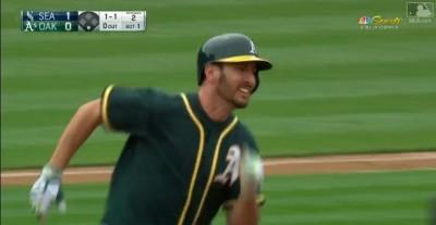 MLB》史上最積極跑壘! 33歲老將開轟後16秒衝回本壘(影音)