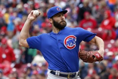 MLB》王牌挨轟不要緊 小熊隊友挺你