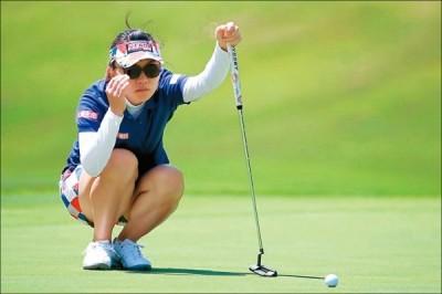 高爾夫》富士產經女子高球賽 盧曉晴並列18名