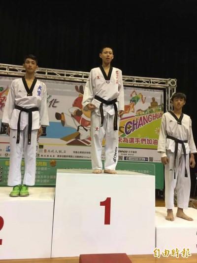 全中運》打敗上屆冠軍!新竹香山高中軟網女團奪史上首金
