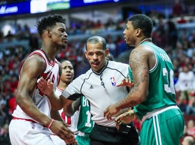 NBA》與史馬特起衝突 巴特勒:我不是他要找的人(影音)