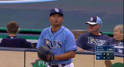 MLB》胡智為場邊熱身沒上 光芒延長賽不敵太空人
