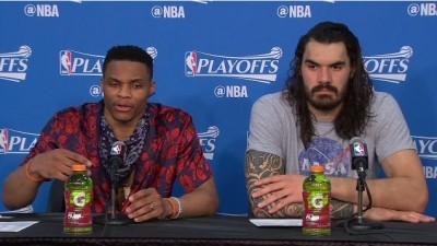 NBA》不爽記者提問 魏少:別想挑撥我們