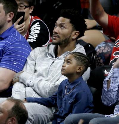 NBA》季後巡迴看球 羅斯回公牛:很怪嗎?(影音)