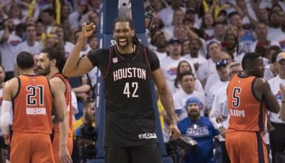 NBA》魏少大三元無用 火箭努內狂砍28分逆轉聽牌